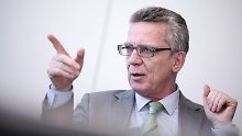 Person der Woche: Thomas de Maizière: Der Revolutionär wider Willen