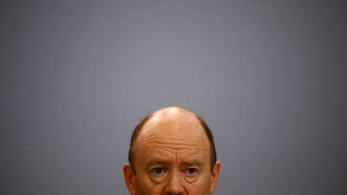 Führt die Deutsche Bank: John Cryan.