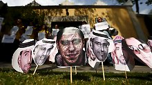 """Brutale Folter"" in Saudi-Arabien: Blogger Badawi erhält Sacharow-Preis"