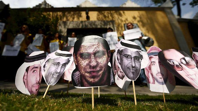 Das Schicksal des saudischen Bloggers sorgt bis heute weltweit für Proteste.