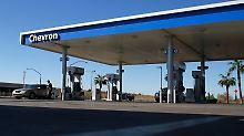 Der Börsen-Tag: Ölkonzern Chevron versiebenfacht Gewinn