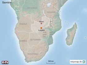 """""""Sie werden leiden"""": Glencore steht für rund ein Viertel der Kupferproduktion in Sambia."""