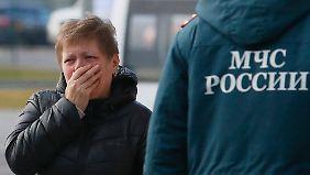 Alle 224 Insassen tot: Russischer Urlaubsflieger stürzt über Ägypten ab