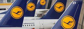Gespräche mit Lufthansa abgebrochen: Flugbegleiter drohen mit Streik