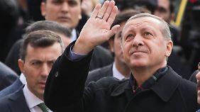 Erdogan kann sich noch mehr Macht verleihen.