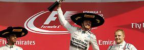 Raus aus dem Schatten von Hamilton: Rosberg hat einen Imageplan
