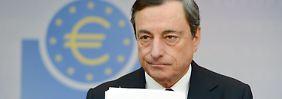 Für Mario Draghi und die EZB ist eine Zinswende noch in weiter Ferne.