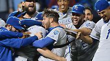 Kansas City Royals feiern MLB-Titel: Comeback-Könige schreiben Baseball-Märchen