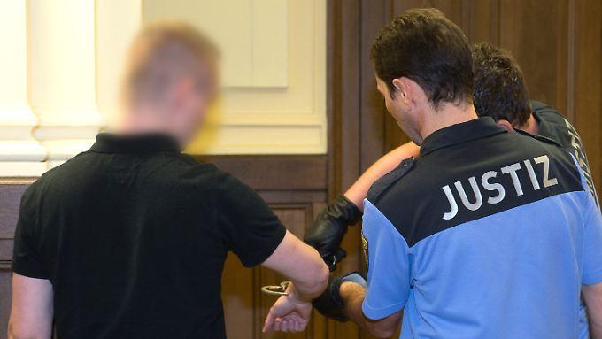 Der 20-jährige Maximilian S. wurde zu einer Haftstrafe von sieben Jahren verurteilt.