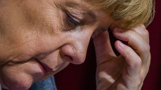 """""""Schaffen wir das?"""" Diese Frage beschäftigt die CDU-Basis."""
