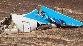 Was passierte im russischen Airbus?: Sechs Monate nach Sinai-Absturz herrscht weiter Unklarheit