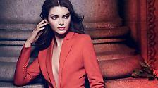 Kardashian ohne Kehrseiten-Kompetenz: Kendall Jenner, Model der Stunde