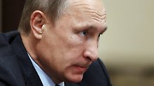 Wladimir Putin will sich vom Westen unabhängig machen und kauft immer mehr Gold.