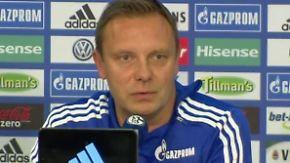 """FC Schalke in Prag: Breitenreiter """"will richtig gute Mannschaft auf Platz bringen"""""""