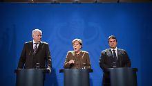 Transitzonen sind vom Tisch: Koalition einigt sich auf Registrierzentren