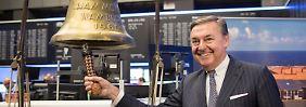Leinen los an der Börse: Hapag-Lloyd legt in Frankfurt ab