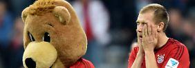Schock für FC Bayern und Bundesliga: Holger Badstuber verletzt sich erneut schwer