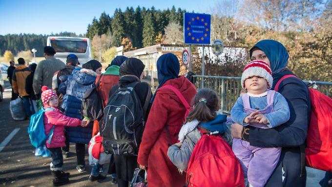 Flüchtlingskrise mit Ansage?: Frontex soll schon im Frühjahr vor Anstrum gewarnt haben