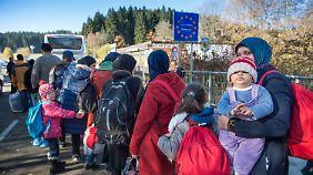 Flüchtlingskrise mit Ansage?: Frontex soll schon im Frühjahr vor Ansturm gewarnt haben