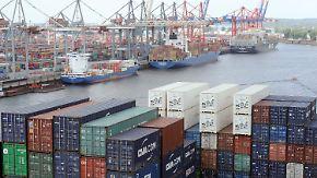 Laufendes Jahr birgt Risiken: Deutsche Exporteure verbuchen 2015 erneut Rekord