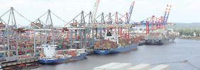 Rekord für deutsche Wirtschaft: Nie zuvor wurden so viele Güter bewegt