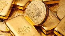 Gold in echt und aus Papier: So kommt Glanz ins Depot