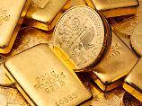153%-Chance: Goldpreis vor Richtungsentscheidung