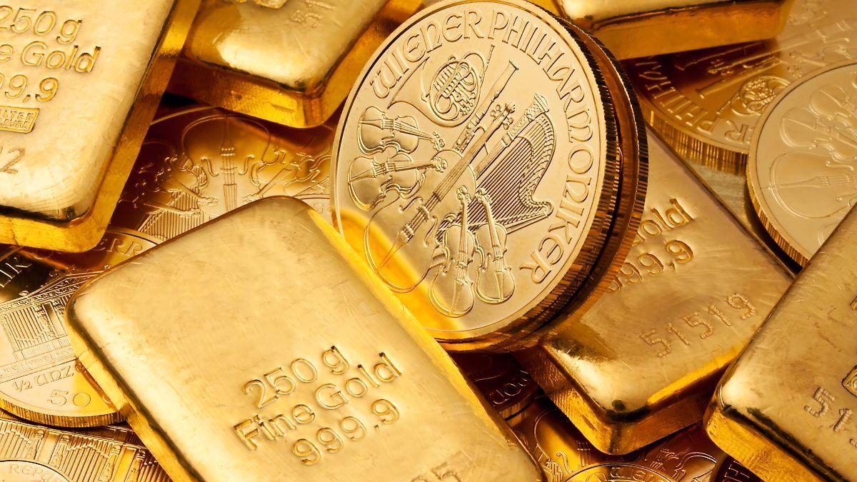 So kauft man sicher Gold