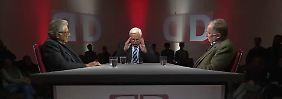 """Gauland in """"Das Duell"""": AfD-Vize will Grenzen mit Mauern sichern"""
