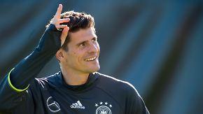 Von der Türkei in die DFB-Elf: Gomez und Podolski wollen Pluspunkte sammeln