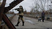 Willkür und Terror in der Ostukraine: Soldaten und Separatisten foltern Zivilisten