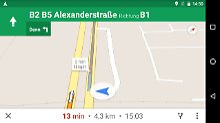 Nach Update endlich möglich: So navigiert Google Maps auch offline