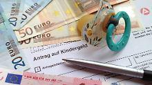 Alle Eltern müssen für das Kindergeld ab 2016 ihre Steuernummer und die des Kindes angeben.