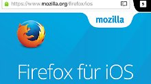 Beliebter Browser im App Store: Firefox für iOS ist da