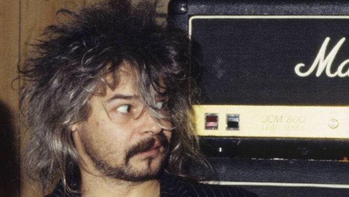 Bis 1992 Drummer bei Motörhead: Phil Taylor.