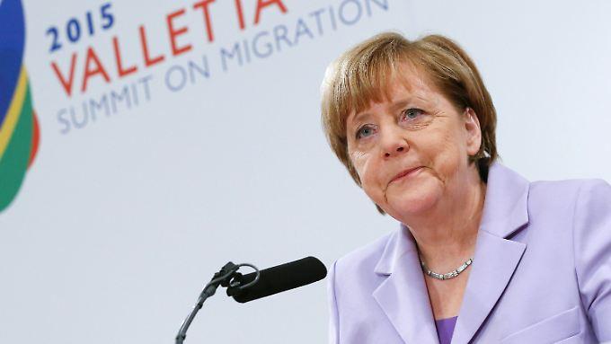 Angela Merkel verliert Freunde in der Union, behält aber ihre Mehrheiten.