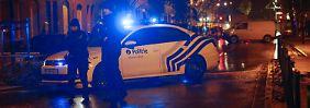 Erste Hinweise auf Attentäter: Polizei durchsucht Wohnungen in Brüssel
