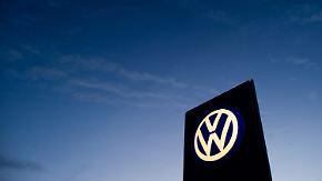 Vertrauen der Märkte angekratzt: Kreditwürdigkeit von VW sinkt