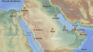 Thema: Saudi-Arabien