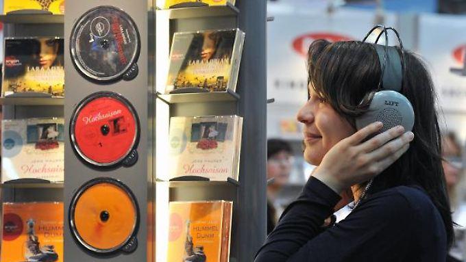 Wer Hörbücher mag, kommt in Deutschland an Apple und Audible kaum vorbei