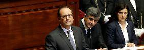 Gemeinsame Strategie gegen IS: Frankreich ruft UN-Sicherheitsrat an
