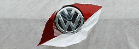 Absatz sinkt, Aktienkurs steigt: Abgasskandal hinterlässt Spuren bei VW
