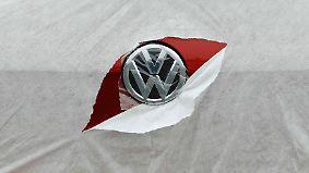 Skandal weitet sich aus: 24 VW-Modelle von Abgas-Manipulation betroffen