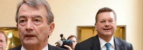 Votum der Landesverbände: Grindel soll Niersbach-Nachfolger werden