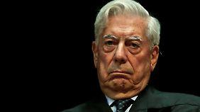 Nobelpreisträger Mario Vargas Llosa.