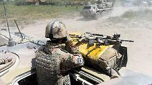 Mehr Soldaten am Hindukusch: Bund will Truppe in Afghanistan aufstocken