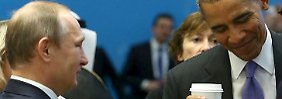Vom Paria zum Partner: Putin wird wieder hoffähig