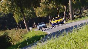 Rarer Flitzer aus Rüsselsheim: Opel Manta B verzaubert Fans