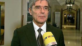 """Terrorgefahr ist """"Bedrohung"""": Siemens-Chef Kaeser sorgt sich um Wirtschaftsentwicklung"""