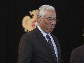 António Costa will neuer Ministerpräsident werden.
